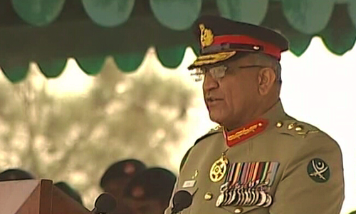 CPEC to usher in 'new era of development': COAS Bajwa