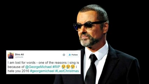 Pakistani celebs mourn George Michael's passing
