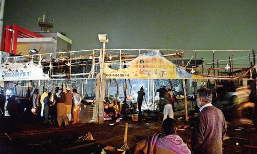 22 injured in LPG cylinder blasts at fast food outlet