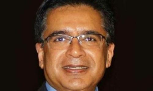 Dr Rashid A Chotani. Photo courtesy: LinkedIn