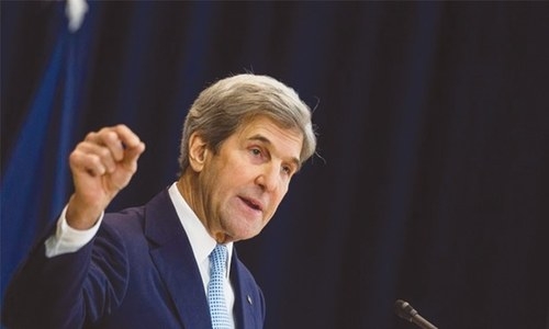 John Kerry's Middle East plan mirrors Bill Clinton's futile end-of-term attempt