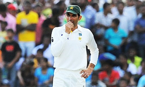Misbah weighs options after disappointing Pakistan defeat at Melbourne