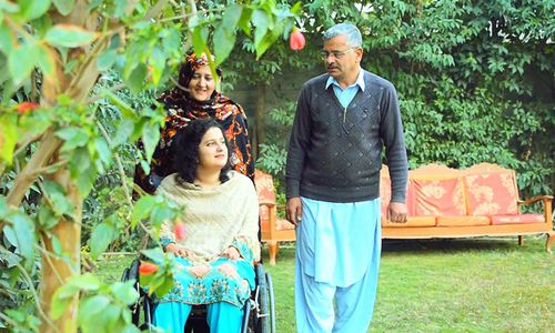 Fighting depression and disability: This Muzaffarabad doctor's story is one of resilience
