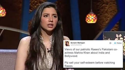 Mahira Khan becomes the latest victim of false online 'news'