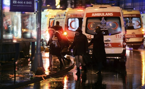 39 killed in Istanbul attack, including 16 foreigners: minister