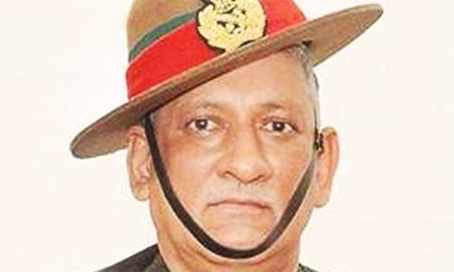 Indian Army ready to flex its muscles on border: chief