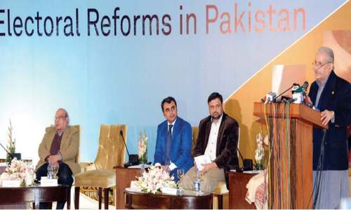Politicians, civil society call for electoral reforms before 2018 elections