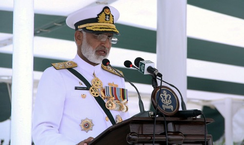 Pakistan Navy making efforts to acquire modern warships: Admiral Zakaullah