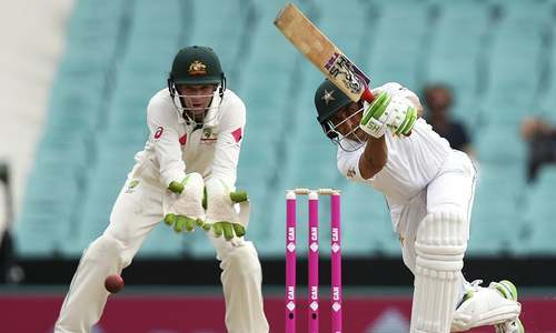 Younus shines but Australia in charge on day three of Sydney Test