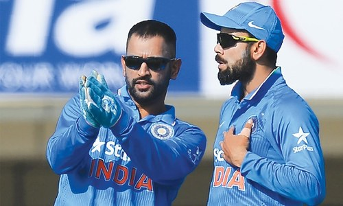 Kohli handed India's ODI, T20 captaincy