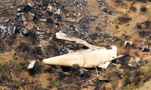 Black box data fails to find cause of Dec 7 plane crash