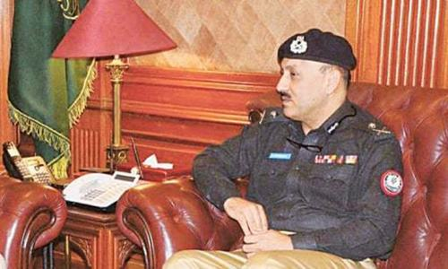 SHC seeks replies on another plea over IGP's 'forced leave'