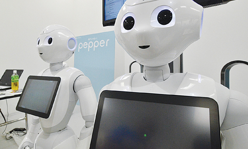 Robots could attack their human masters: MEP