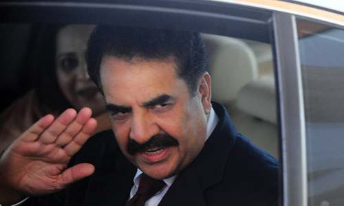 Explaining the angst over Raheel Sharif's new job