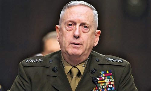 Conditions on security assistance to Pakistan failed to yield results: Mattis