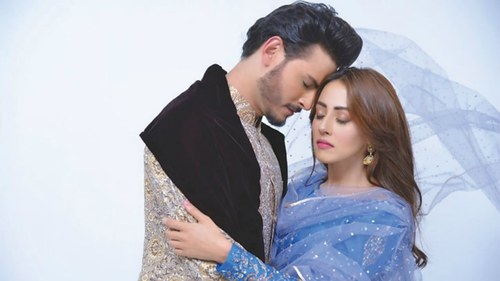 Balu Mahi isn't just another traditional romance, says actor Osman Khalid Butt
