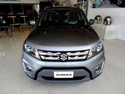 Suzuki Vitara: CBU Imported from Hungary