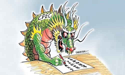 Satire: Diary of CPEC