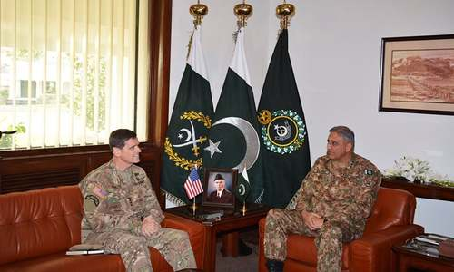 Pakistan supports Afghan-led peace process, says General Bajwa