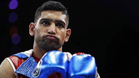 Boxer Amir Khan's sexually explicit video leaked online