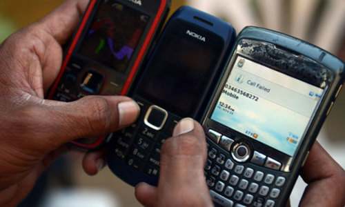 Sindh govt developing software to recover stolen, snatched mobile phones