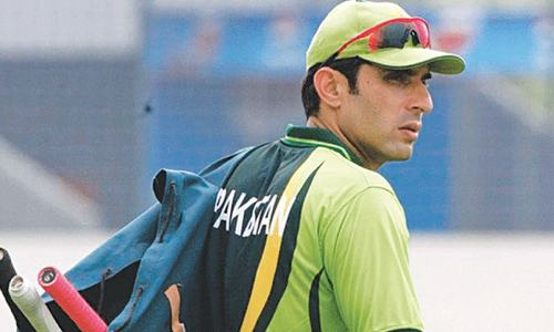 Misbah to represent HK Island United at T20 Blitz