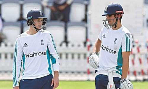 Root ready to lead England in Tests should Cook quit