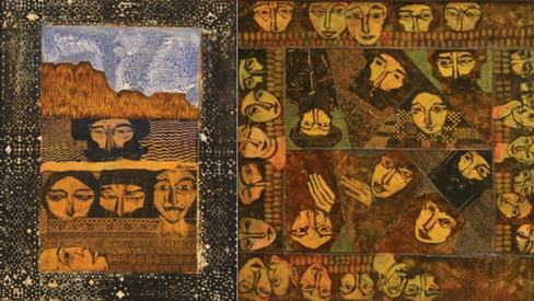 Artist tackles oppression, identities in Balochistan