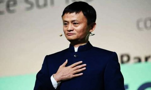 Alibaba founder expresses interest in Pakistan's e-commerce sector