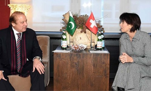 PM, Swiss president for expanding economic ties