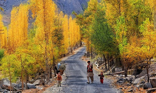 'Almost' Pakistan: Gilgit-Baltistan in a constitutional limbo