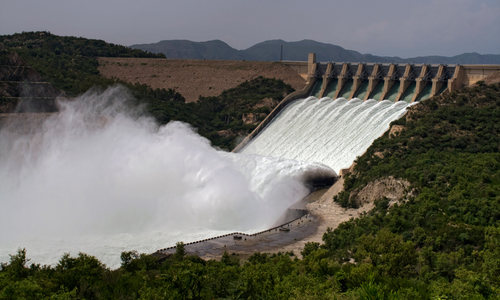 $720m accords signed for Tarbela extension, Balochistan