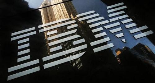 IBM revenue fall dims upbeat profit forecast