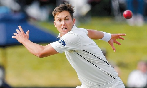 Rookies lift Bangladesh as Southee grabs five-wicket haul