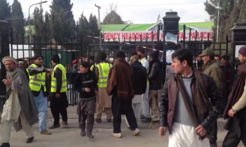 Blast in Parachinar vegetable market kills 13