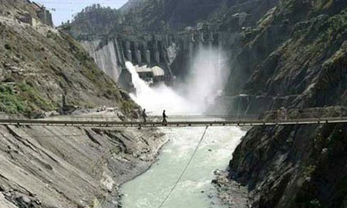 PM-inaugurated power project launched again