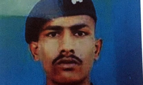 Indian soldier in custody since Sept 29 returned by Pakistan