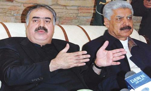 Zehri says development in Balochistan to continue