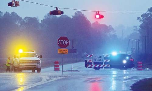 Eleven killed in powerful US storms; Georgia declares state of emergency