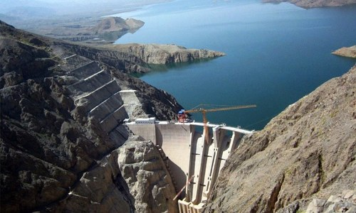 Wapda cancels Rs5.4bn contracts for Dasu project