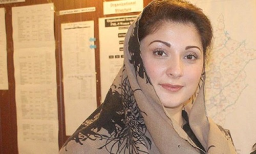 German daily highlights Maryam's connection to Panama Papers