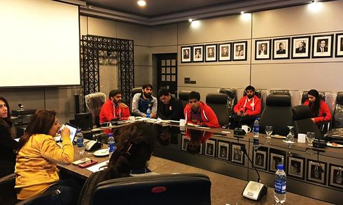 Pakistan Super League holds replacement draft after foreign players drop out