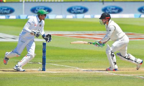 NZ complete series sweep after Bangladesh implode