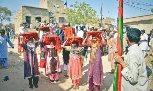 Sheedi Mela celebrated after gap of seven years