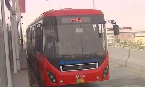 PM inaugurates Rs29bn Metro Bus Project in Multan