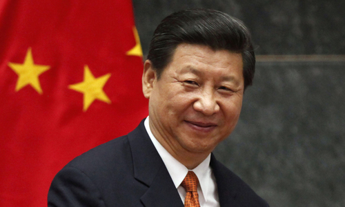 As Trump stresses 'America First', China plays the world leader