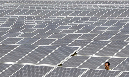 India shows it's serious about solar with giant power plant