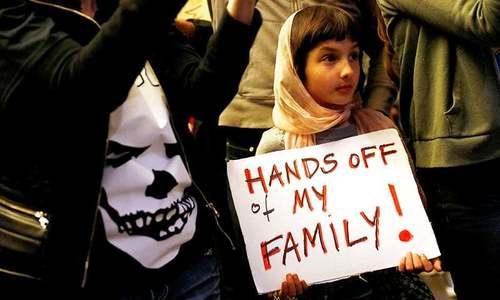 Muslim world's shock, outrage at Trump's visa ban