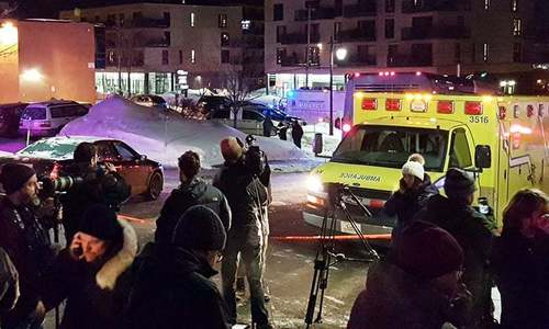 What does the recent shooting in Quebec City mean for minorities in Canada?