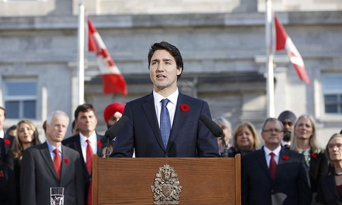 Canadian PM Trudeau says mosque shooting a 'terrorist attack on Muslims'
